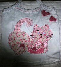 gato rosado