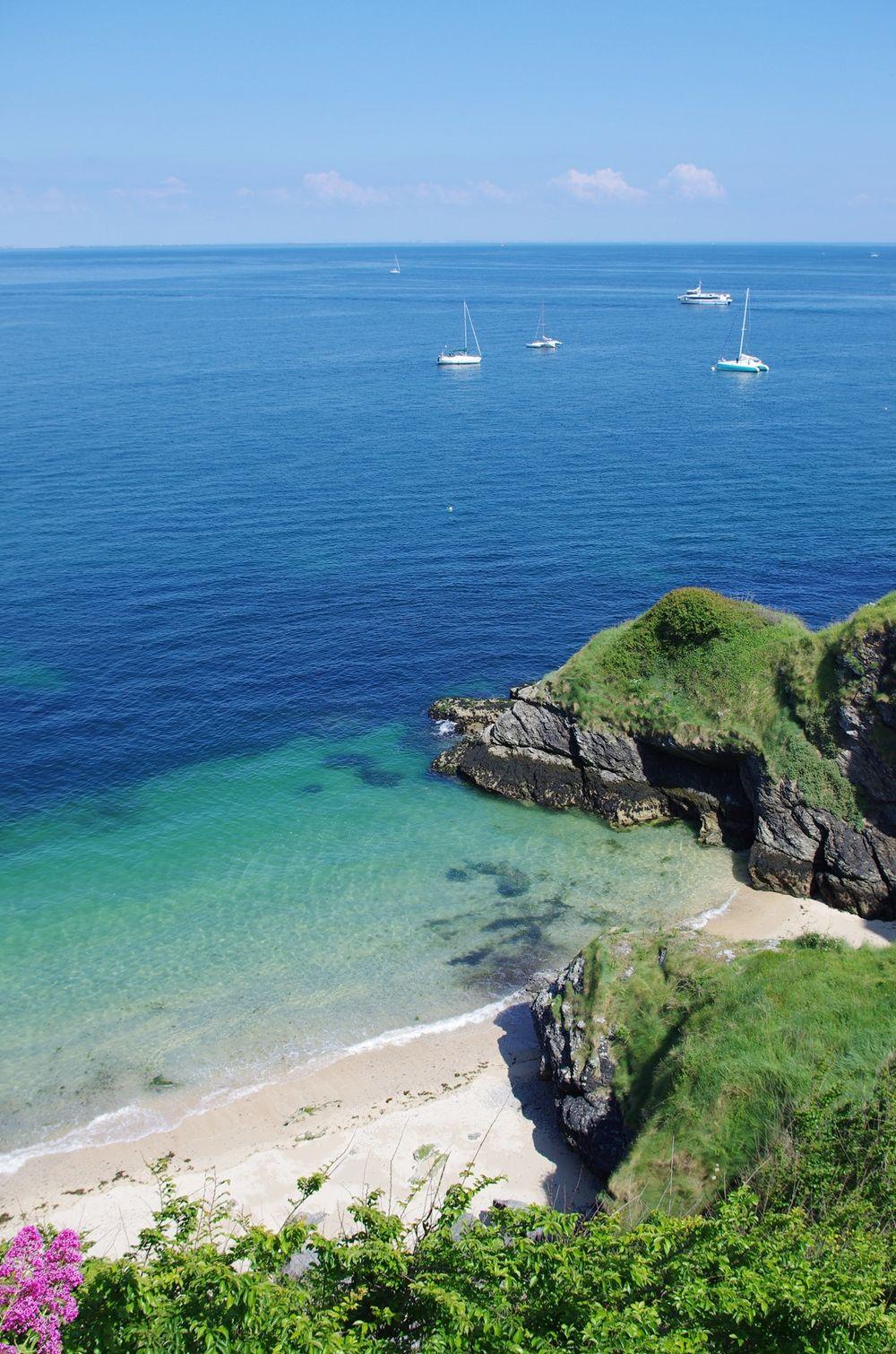 Belle Ile En Mer Bretagne Vakantie Reizen Frankrijk