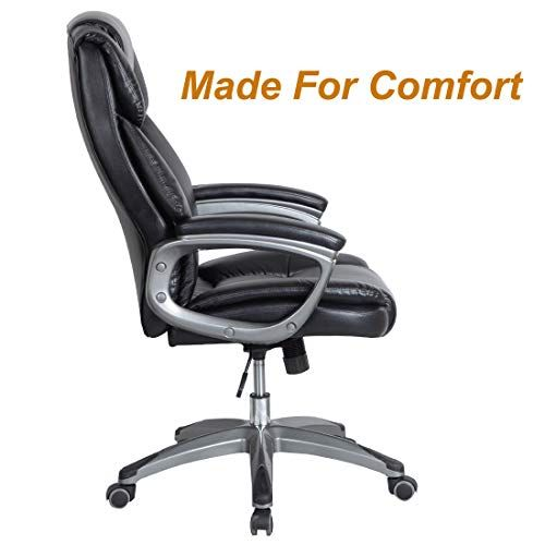 office chair big and tall executive office chair comfortable high rh pinterest ca