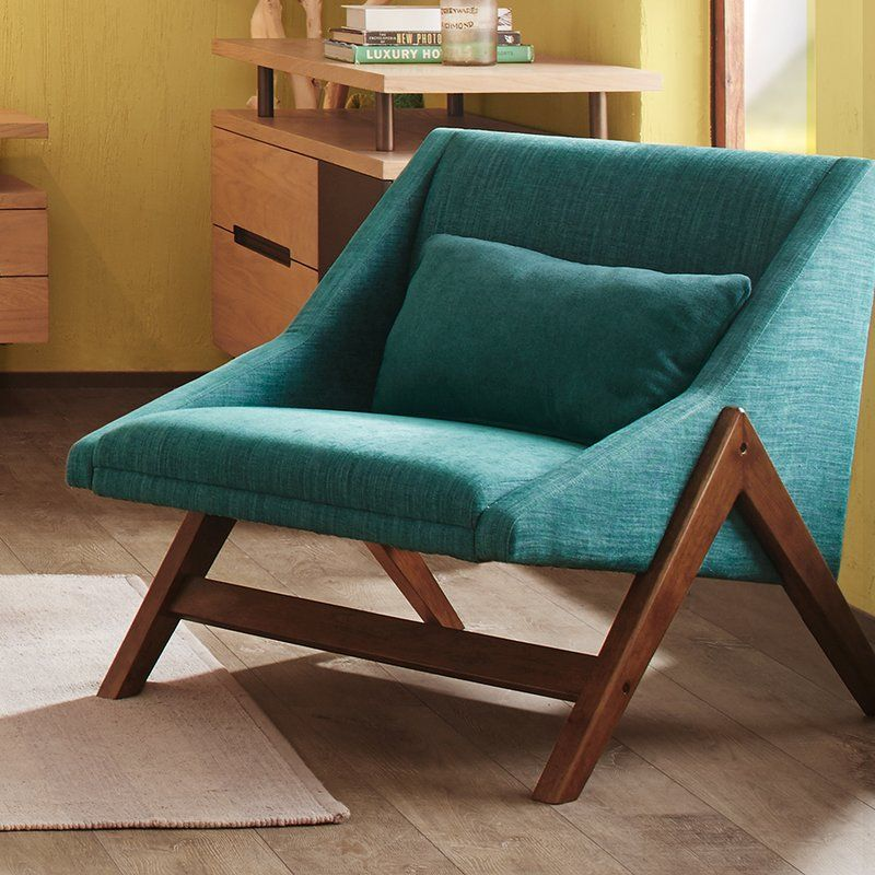 Youu0027ll love the Boomerang Lounge Chair at