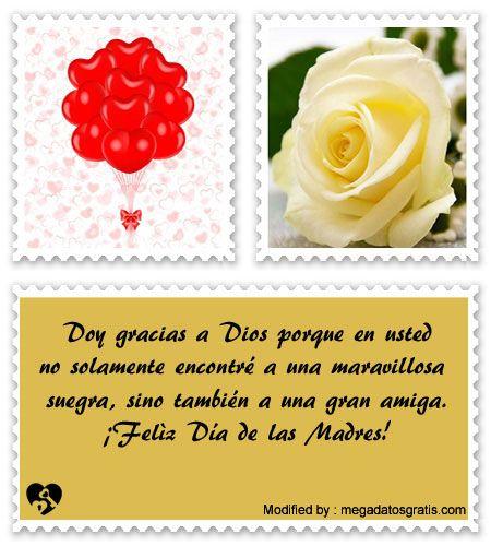 Lindos Mensajes Por El Dia De La Madre Para Tu Suegra Feliz Dia