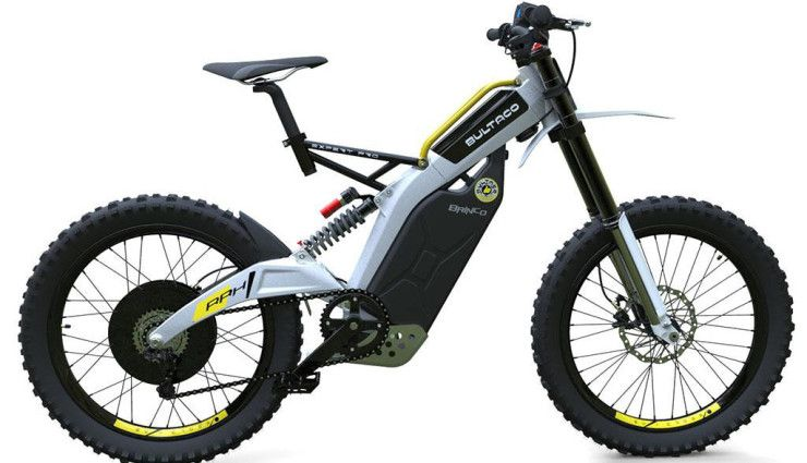 Bultaco Brinco E Bike Is For Serious Riders Images Video Eletric Bike Moto Bike Electric Bike