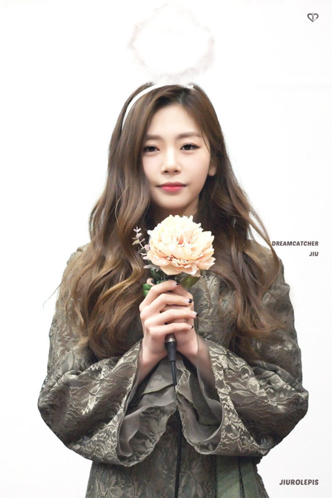 DREAMCATCHER - JIU | Girlgroups | Pinterest | Kpop, Kpop ...