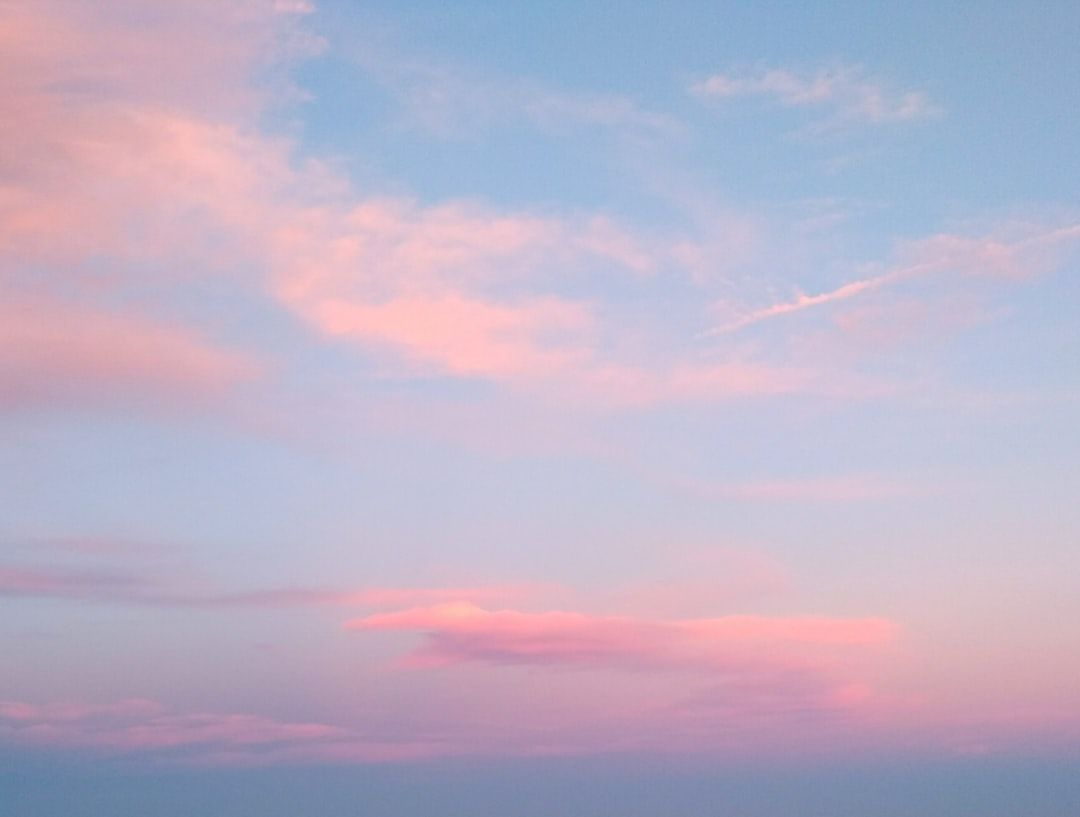 Sky Nature Clouds And Pink Hd Photo By Guillaume Galtier