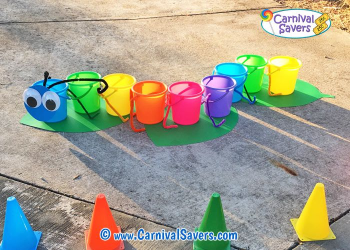 5217a5746e Crazy Caterpillar Spring Carnival Game for