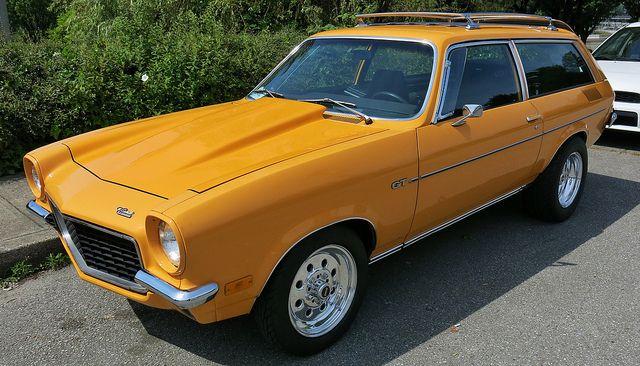 1973 Chevrolet Vega Gt Kammback Chevrolet Vega Chevy Muscle