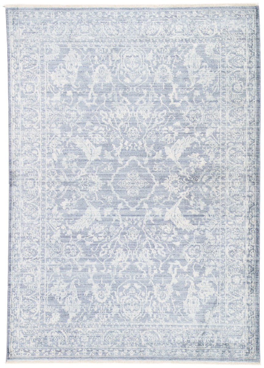 Jaipur Living Serena Lumineer Srn03 Blue White Area Rug Blue And White Rug Rugs On Carpet Colorful Rugs