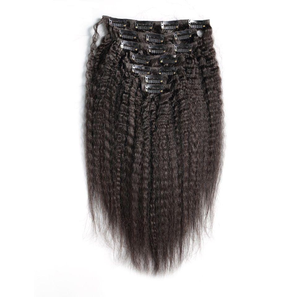 Clip In Hair Extensions Online Bestweavehair.ca Clip