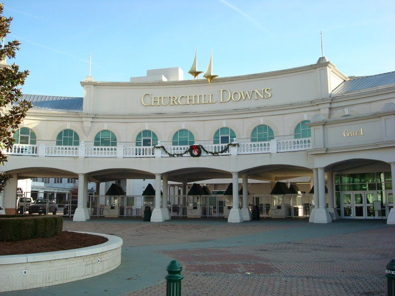 Churchill Downs Churchill Downs launches HD simulcast