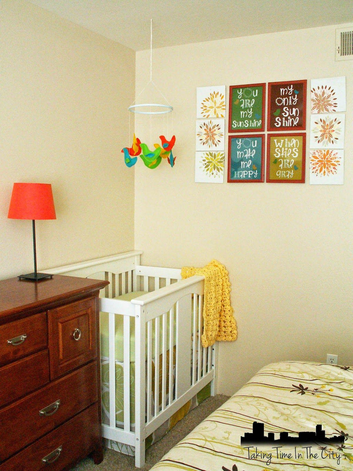 Master Bedroom Nursery Ideas nursery tour {corner nursery in a master bedroom} cute ideas for