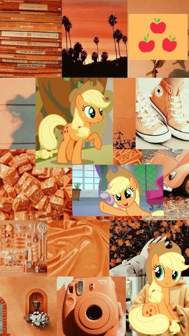 My Little Pony Applejack Wallpaper My Little Pony Applejack Little Pony Aesthetic Wallpapers