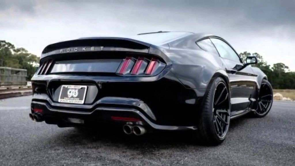 Best 2018 Mustang Rocket New Review Car Price 2019 Mustang