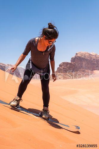 Wadi Rum Adventure - Buy this stock photo and explore similar images at Adobe Stock