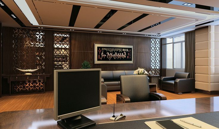 Alluring Modern Executive Office Interior Design Ceo Office