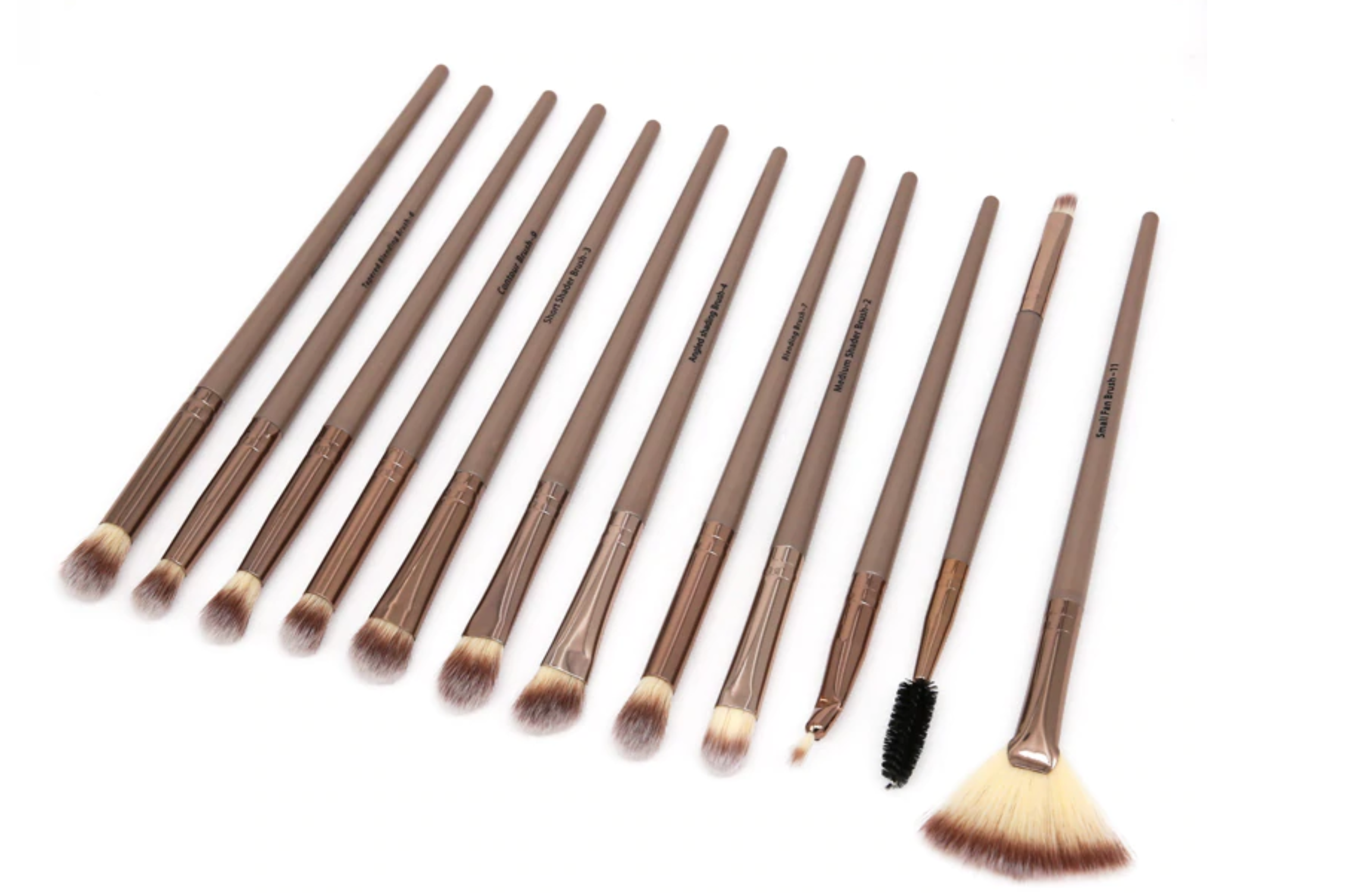 Eyeshadow makeup brushes and their uses in 2020 Eye