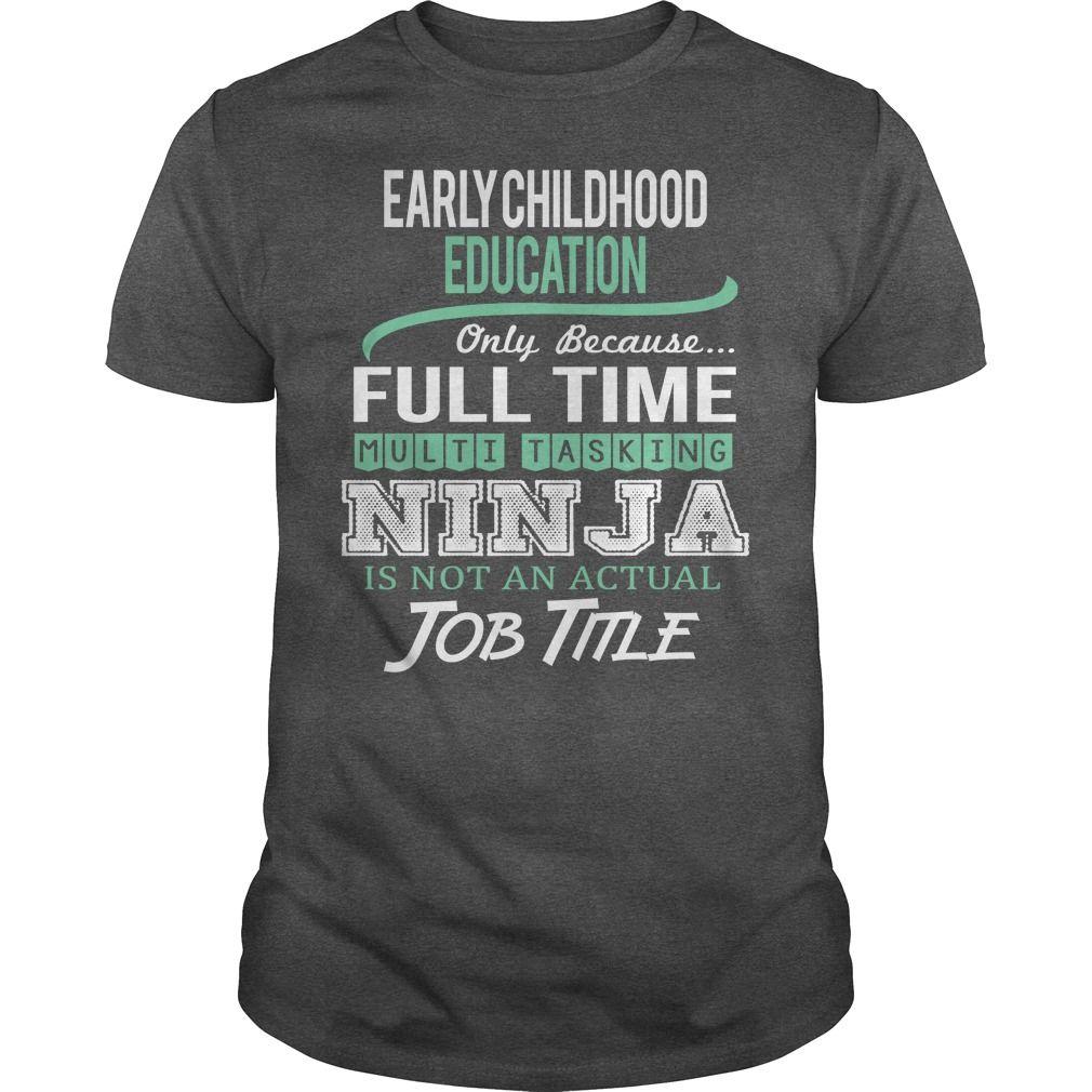 Design t shirts hoodies -  Top Tshirt Fashion Awesome Tee For Early Childhood Education Tshirt Design Hoodies