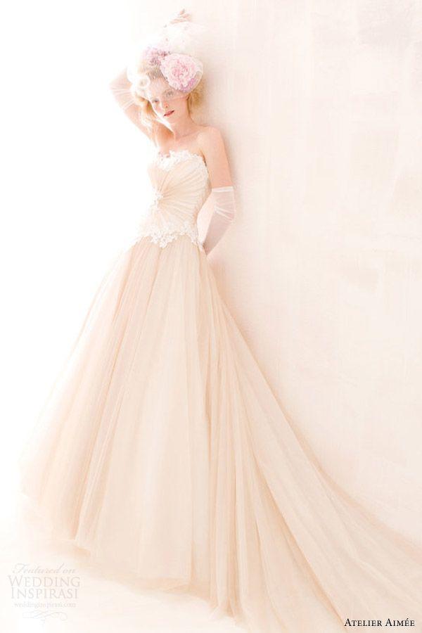 Atelier Aimee со својата колекција венчаници за 2014 | Here comes ...