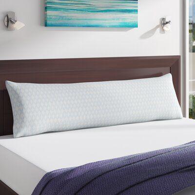 Arsuite Cooling Memory Foam Body Pillow Pillows Memory Foam