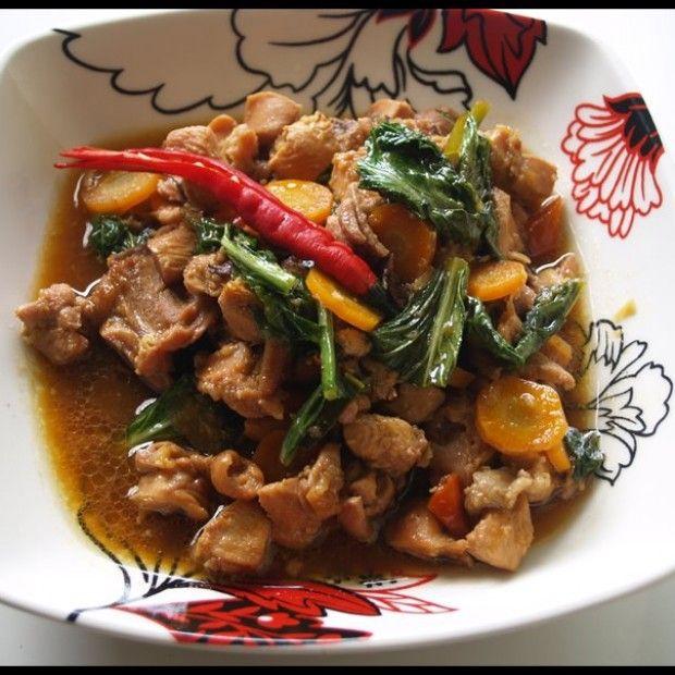 Caranya Mudah Bahannya Murah Rasanya Enak Resep Resep Ayam Makan Malam