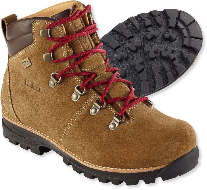 ll bean mens hiking shoes