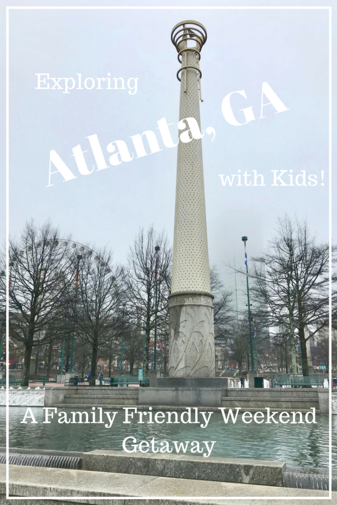We made a quick weekend trip to Atlanta, Georgia for some good family fun! We explored many of Atlanta's popular attractions and stuffed our bellies with delicious food. With so many things to do and see, Atlanta is a perfect destination for a family and kid friendly getaway! #TravelDestinationsUsaGeorgia