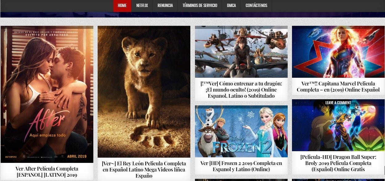 Espanol peliculas online en REPELIS TV
