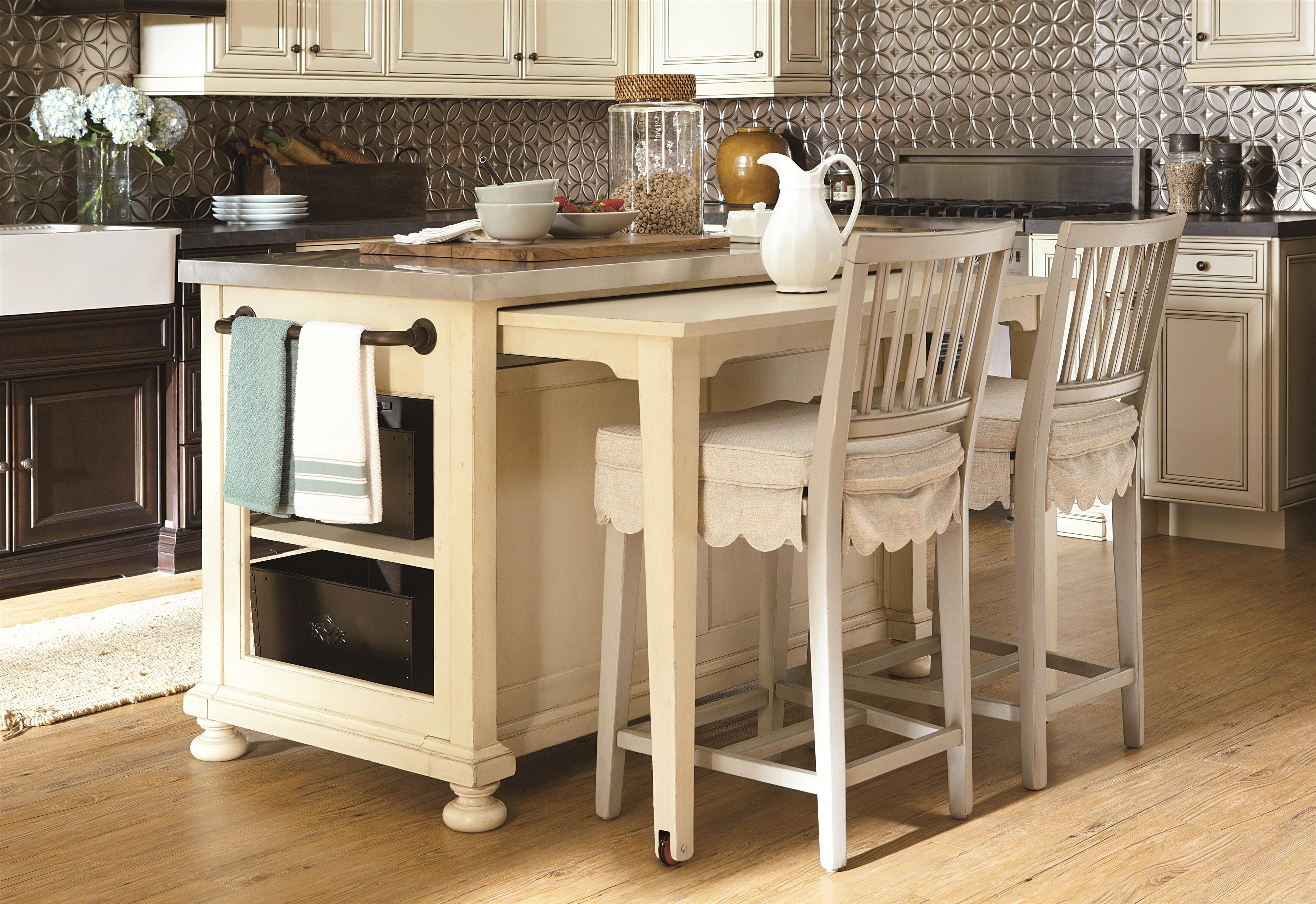 Beautiful kitchen island decor paula deen universal furniture pauladeen kitchen island