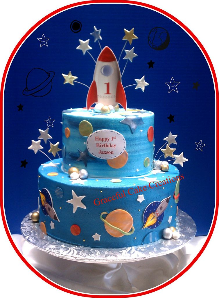 rocket cake Google Search Cake Pinterest Cake and Birthday cakes