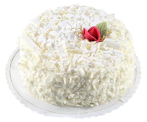 White chocolate cake, Ståhlberg Bakery, Finnish Bakery, June 2016