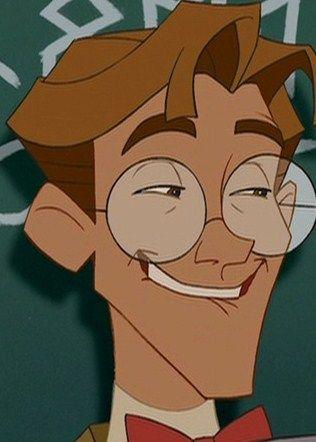 Milo Pause For Effect Atlantis Disney Cartoon Characters Atlantis The Lost Empire Disney Animation