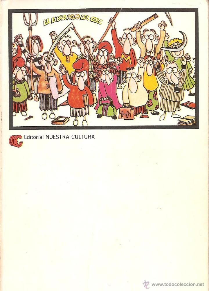 EL LIBRO ROJO DEL COLE - ORIGINAL 1979 - Foto 1