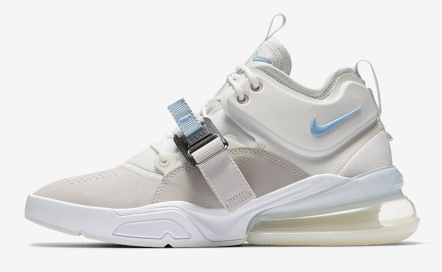 Release Date: Nike Air Max 270 Wolf Grey •