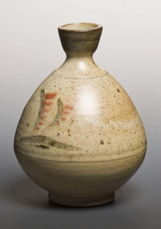 Bernard Leach, Vase 1950-9