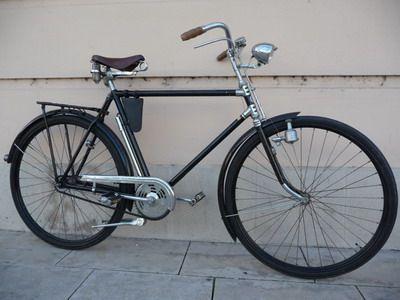 Waffenrad 1953 Herren Retro Fahrrad Fahrrader
