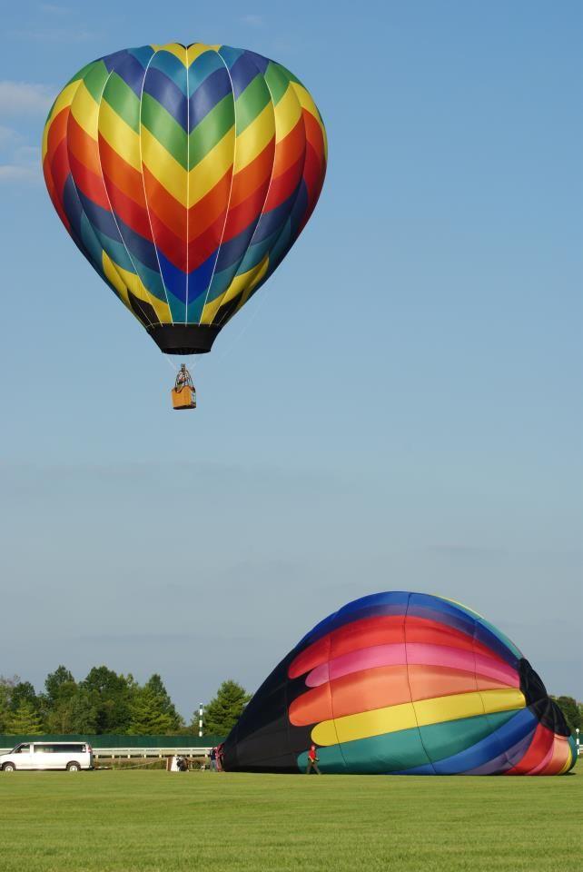 Balloons & Tunes, Beulah Park #GroveCity #Ohio