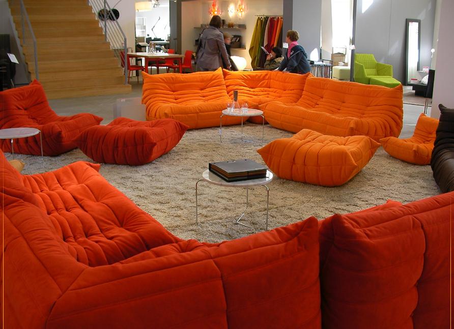 Living Room Using Waverunner Sofa Design Ideas Ligne