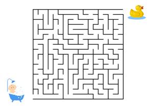 Kinder Ratsel Labyrinthe Irrgarten Vorlagen Zum Ausdrucken Fur Kinder Ratsel Fur Kinder Vorlagen Wenn Buch Vorlage