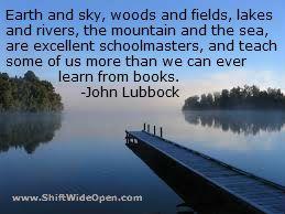 John Lubbock lake