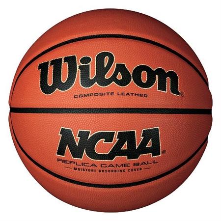 Wilson Ncaa Reg Replica Game Basketball Ndash Size 7 Basketball Workouts Ncaa Basketball Training