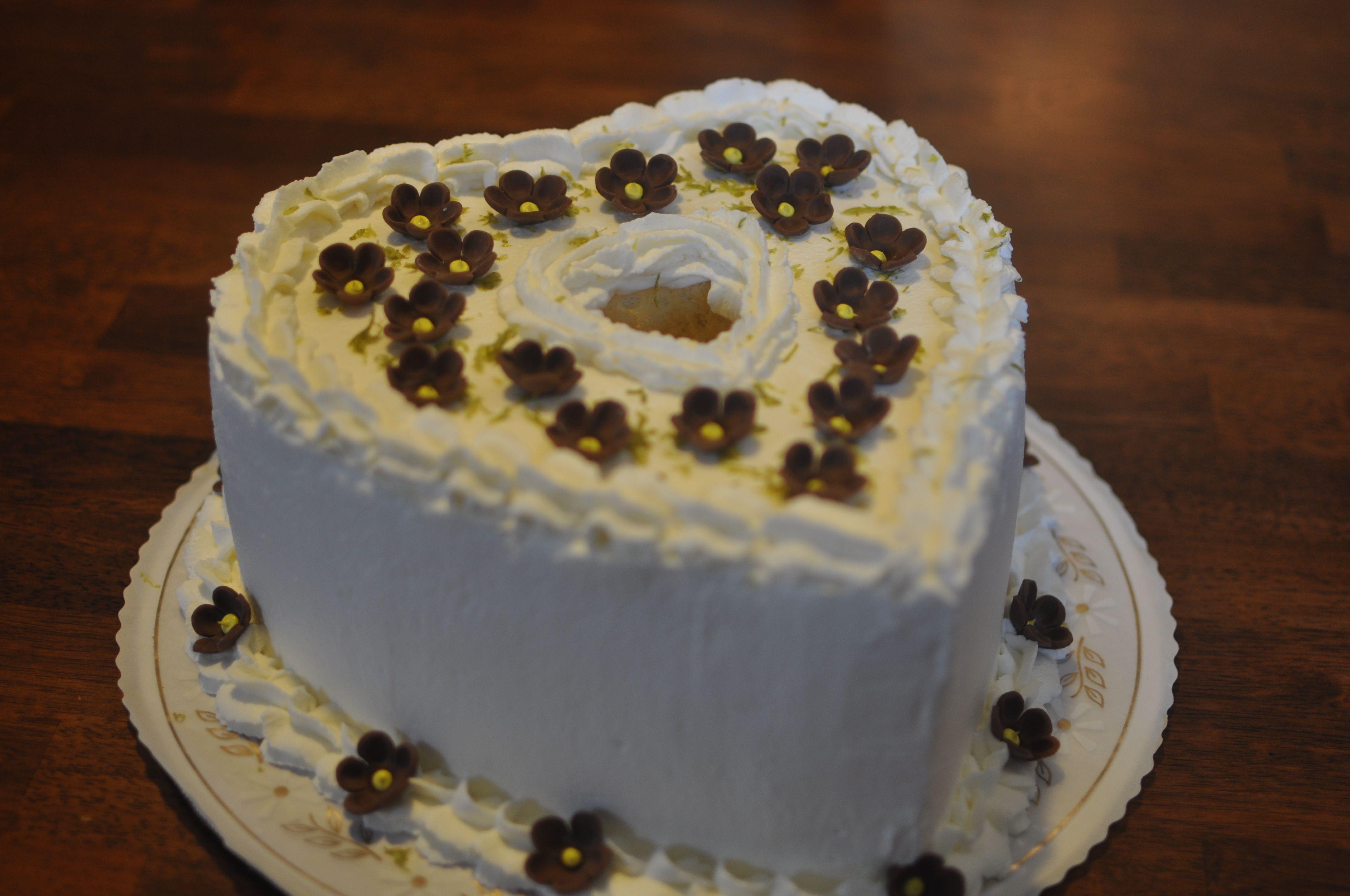 Heart desserts food cake