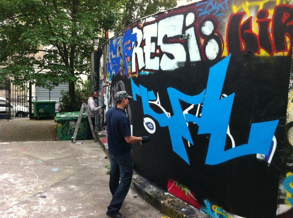 I Heart Paris: Street Art Paris