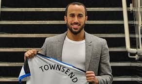 What Must Townsend Be Thinking?