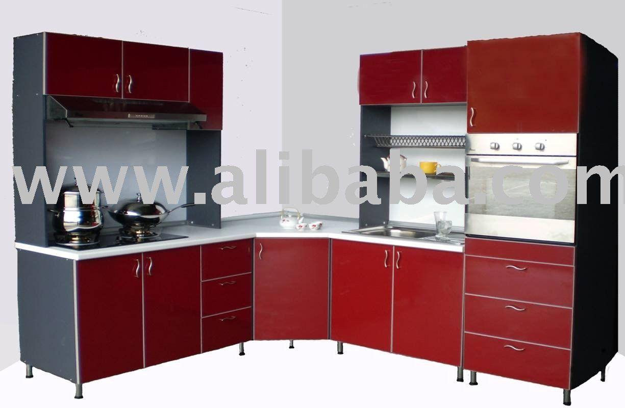Küche ideen platz raum voll ausgestattete küche kabinett set  wenn sie möchten verstehen