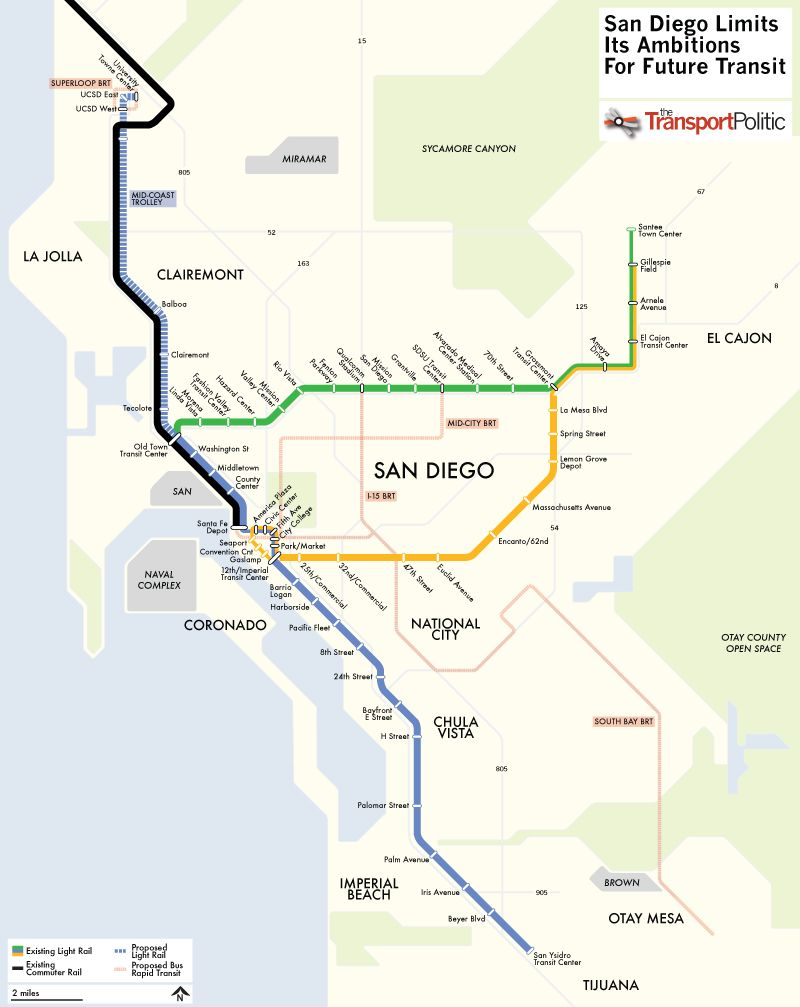 San Diego Subway Map.Pin By Adjacent Cow On Maps Public Transport Subway Map Map