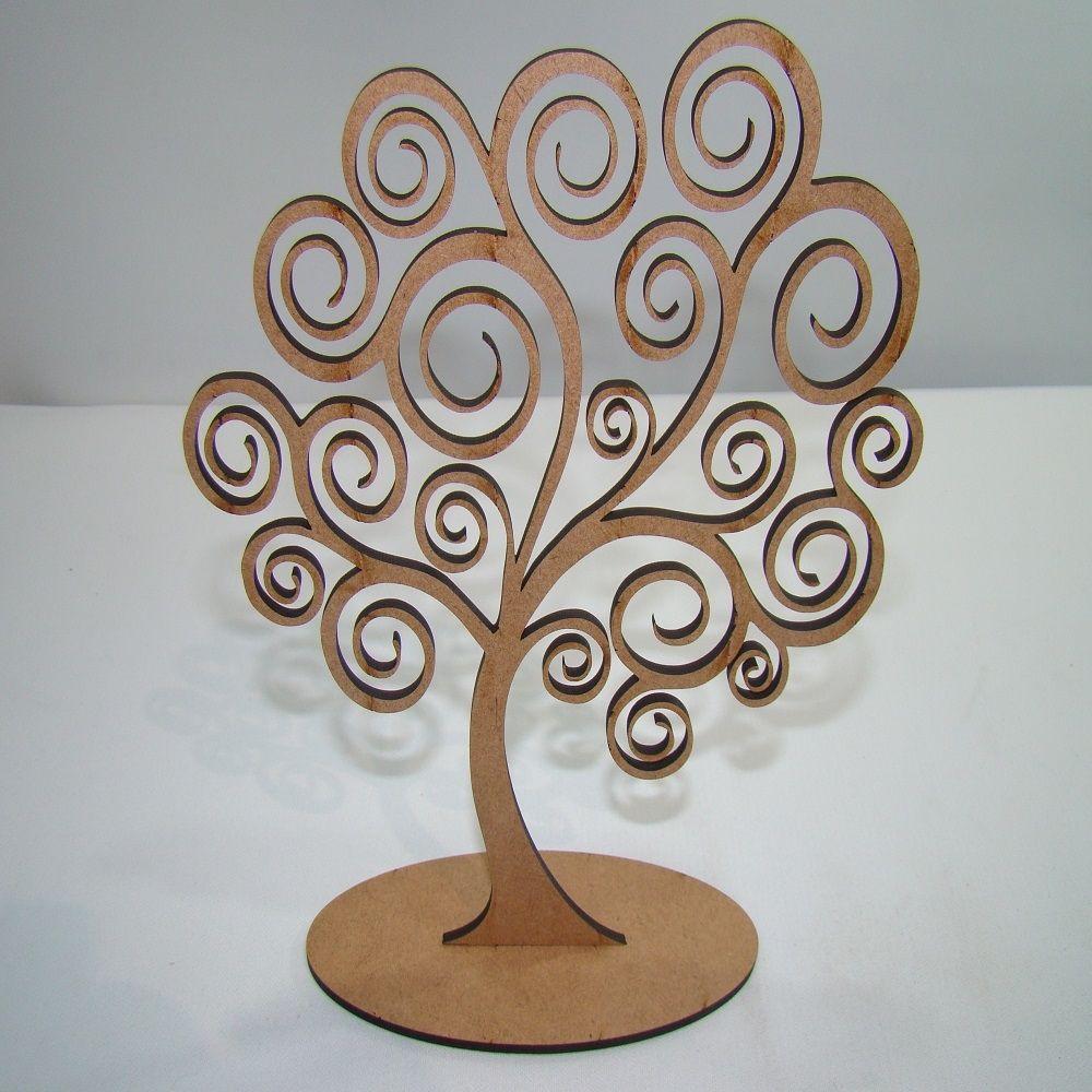 Armario Herramientas Leroy Merlin ~ Arvore em Madeira MDF Objetos em madeira mdf para artesanato, decoraç u00e3o, hobby, patchwork