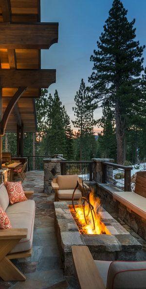 Home Plate Lodge - Martis Camp - Lake Tahoe Cabañas, Casa de Campo