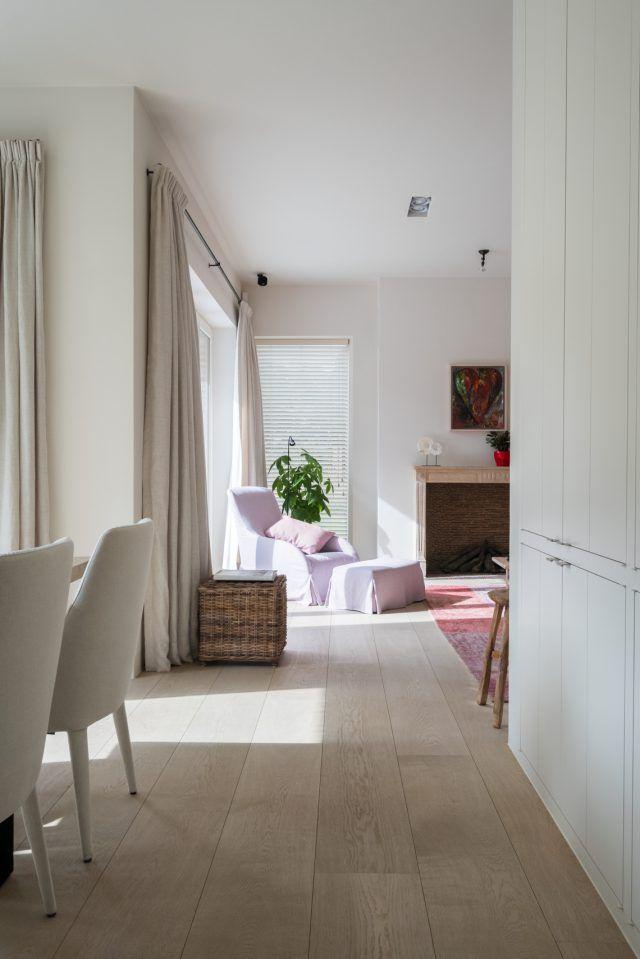 strak landelijke inrichting villa | Grote woonkamer | Pinterest ...