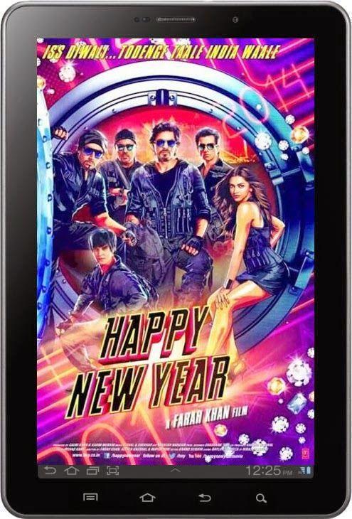 Happy New Year Ringtones Happy New Year Movie New Year Movie Happy New Year Trailer