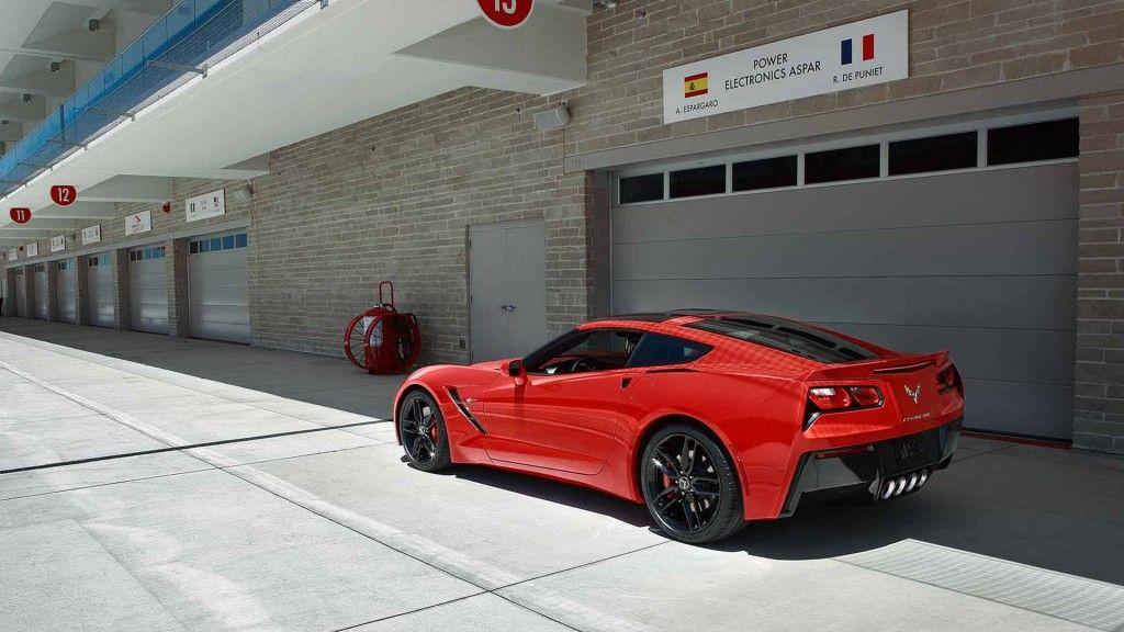 2016 Corvette Stingray Exterior s Chevrolet C7