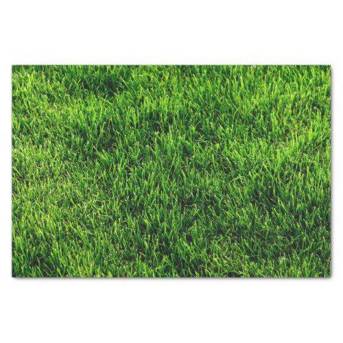 Green Grass Texture From A Soccer Field Tissue Paper Zazzle Com Grass Textures Grass Green Grass